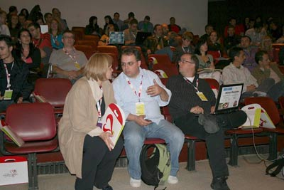 Prvi utisak BlogOpen 2008. Bor